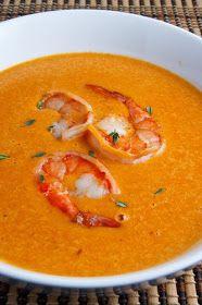 Closet Cooking: Shrimp Bisque