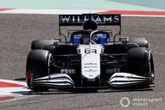 Williams F1, Test Day, F1 Racing, Abu Dhabi, Fast Cars, Old And New, Hamilton, Pilot, Corse