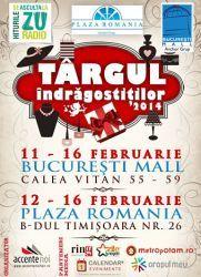 Targul Indragostitilor 2014 - daruieste cele mai frumoase zambete in Bucuresti Mall si Plaza Romania!