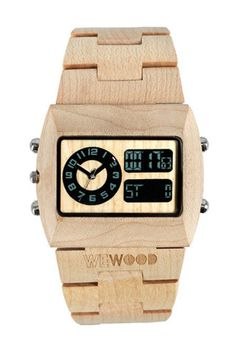 Bar Mitzvah Gifts - www.bmmagazine.com/home/mitzvah-store - 20 Amazing Gifts For Guys (Fathers, Included!) --- coolest watch I've ever seen.