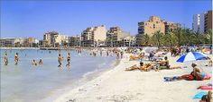 Majorca,El Arenal