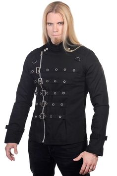 Banned Buckle Men's Jacket, £47.99
