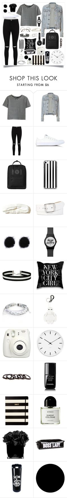 """""""Untitled #19"""" by xxabella ❤ liked on Polyvore featuring rag & bone, Boohoo, Converse, Fjällräven, Beats by Dr. Dre, Hollister Co., INC International Concepts, Miss Selfridge, West Coast Jewelry and Disney"""
