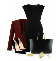 Karen Millen, Office Fashion, Work Fashion, Style Fashion, Fashion Ideas, Fashion Beauty, Winter Fashion Outfits, Women's Fashion Dresses, Spring Outfits