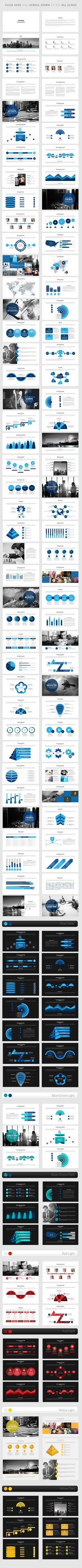 Genesis | Powerpoint Presentation by Zacomic Studios on Creative Market