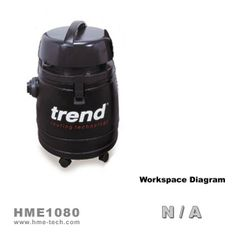 HME1080 - Dust Extractor (Trend T30, AF with HEPA Filter, 230V, 50HZ, 1 Phase)