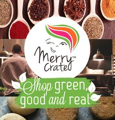 How to shop at Merry Crate? It's easy! Via our portal and our App. Remember: you will always find good things for you and your health. In other words: Green, Good & Real products.