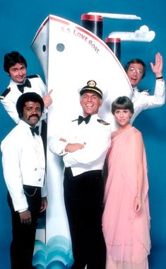 The Love boat! Every Saturday night I watched this!!