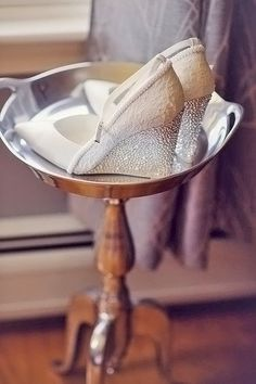 27 Wedge Wedding Shoes To Walk On Cloud ❤ See more: http://www.weddingforward.com/wedge-wedding-shoes/ #wedding