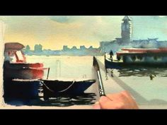 Painting London with Hazel Soan Six - Part Two - YouTube