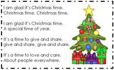 25 Christmas Poems To Wish New Christmas Songs, Christmas Time, Time Poem, Holly Hobbie, Kindergarten Christmas, December 2013, Preschool, Music, Musica