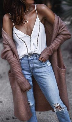street chic outfit details