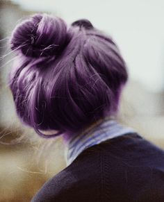 dye my hair - short term goal