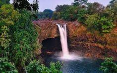 Resultado de imagen de imagenes de rios y cascadas