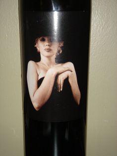 Marilyn Monroe 1996 Merlot 1.5 L Magnum Very Rare Full Sealed Mint Red Wine #REDWINE
