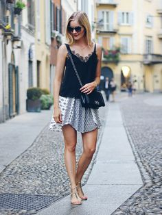 #fashion #streetstyle #styling #blogger #outfit http://passionsforfashion.dk