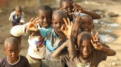 Children at the Humanitarian Project (Pikine, Dakar) #SHWOPPING #Oxfam