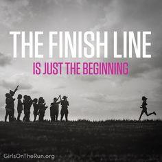 The finish line is just the beginning. #PowerUpGOTR @gotrint @katetparker