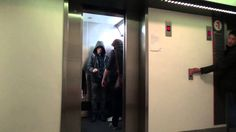 """Star Wars Elevator Prank (USING THE FORCE FOR REAL)"" Haha!"