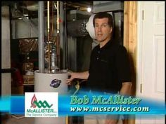 Healthy Home Tips by McAllister - Hot Water Heater Tips