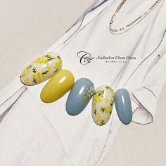 いいね!1,716件、コメント2件 ― ネイルブック(公式)さん(@nailbook.jp)のInstagramアカウント: 「@nailbook.jp⠀⠀⠀⠀⠀⠀ ✴︎⠀ ミモザネイルで大人可愛く•*¨*•.¸¸♪⠀ ✴︎ ネイルブックから予約ができるネイルサロンです ✴︎ ✴︎…」 Japanese Nail Design, Japanese Nails, Nail Art Designs, Design Art, Uñas Fashion, Yellow Nails, Bridal Nails, Flower Nails, Spring Nails