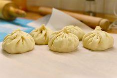 Fűszeres darált hússal töltött kínai gőzgombóc házilag - Receptek | Sóbors