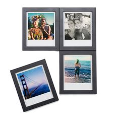 Fun polaroid Magnaframe Picture Frames – Pack of 6
