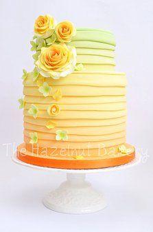 The Hazelnut Bakery, Wedding Cakes Manchester