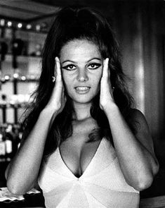 Claudia Cardinale Will Brainwa is listed (or ranked) 16 on the list The 24 Hottest Claudia Cardinale Photos
