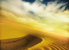Sandy Saturdays are nothing less than the golden hue of the desert sands here on India Is!