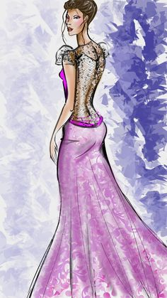 Moda#ipadapp#illustration #pro