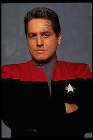 Robert Beltran as Chakotay - Star Trek Voyager
