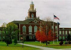 Richmond High School, Richmond, Indiana 47374
