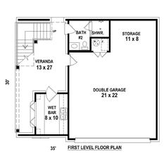 1000 images about ideas for separate garage w apartment on pinterest garage plans house - Separate garage plans minimalist ...
