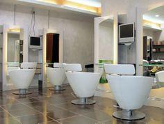 Ambiance Shuttle pour salon de coiffure design et glamour ...