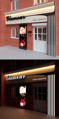 Wayfinding Signage, Signage Design, Facade Design, Shop Front Design, Store Design, Name Board Design, Shop Facade, Exterior Signage, Outdoor Signage