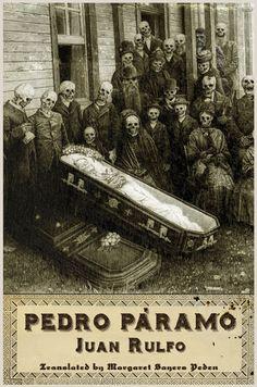 Juan Rulfo - Pedro Paramo, one of the weirdest books I have ever read. So awesome