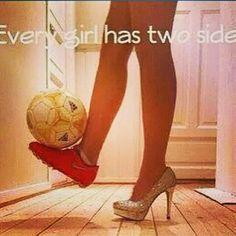 Yo solo tengo uno y es el fútbol