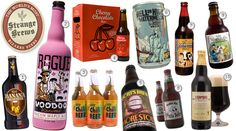 The world's most bizarre beers. Personally, I'd like to try Pizza Beer. It's basically what I had every Friday in college anyway, just skipping a step.