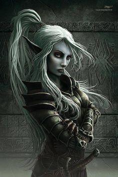 Fetish Dark elf