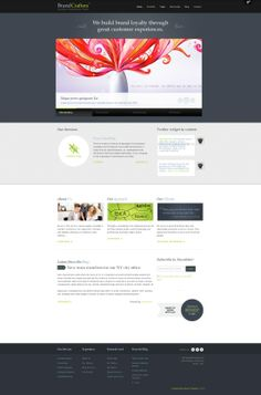 Brand Crafters Business WordPress Theme