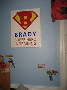 For Ryder's big boy room