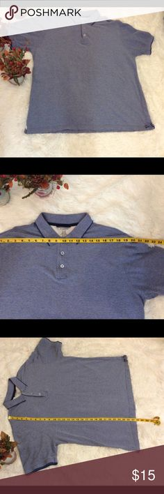 T-shirt Haggar polo cotton wide T-shirt polo Haggar like new perfect color baf6632bb26ab