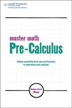 Solutions manual for calculus with trigonometry and analytic master math pre calculus fandeluxe Images