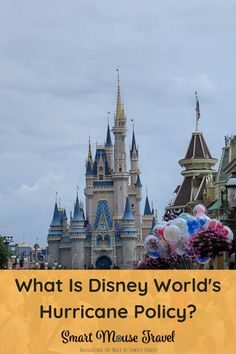 Do you know Disney World's hurricane policy? I thought I did, but learned I didn't when we had to reschedule a Disney World trip to avoid a hurricane. Disney World Packing, Disney World Secrets, Disney World News, Disney World Florida, Disney Vacation Planning, Orlando Vacation, Disney World Tips And Tricks, Disney Tips, Disney World Vacation