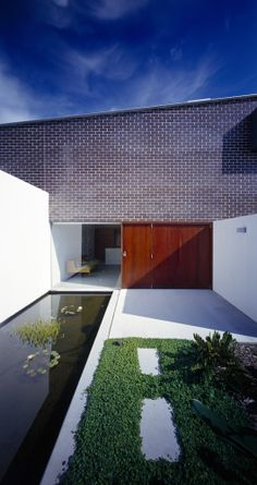 NEESON MURCUTT - FIVE DOCK HOUSE Five Dock, Dock House, Townhouse, Whale, Beach House, Brick, Exterior, Architecture, Awesome
