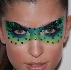 maquiagem de carnaval - Pesquisa Google