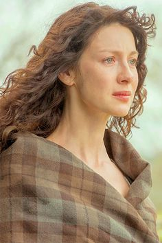 Claire from the Outlander series