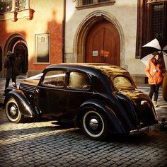 Prague Vintage Car