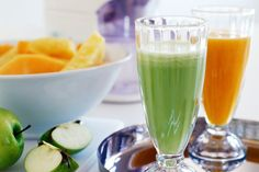 Celery, apple and ginger juice main image